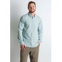 Men's Sol Cool Chill Plaid L/S by ExOfficio