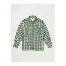 Men's Air Strip Check Plaid LS by ExOfficio in Mountain View Ca