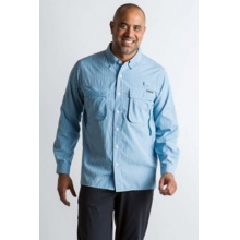 Men's Air Strip Check Plaid LS by ExOfficio in Sacramento Ca
