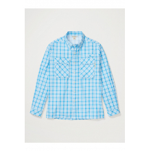 Men's Air Strip Check Plaid LS by ExOfficio in Blacksburg VA