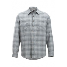 Men's BugsAway Poros Plaid L/S by ExOfficio in Huntsville Al