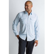 Men's BA Briso LS by ExOfficio in Corte Madera Ca