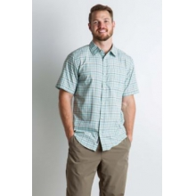 Men's Sol Cool Chill Plaid S/S by ExOfficio