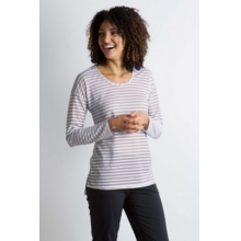 Women's BA Modena LS Tunic by ExOfficio in Auburn Al