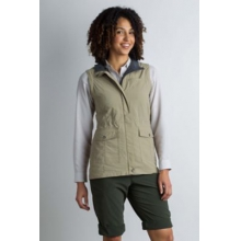 Women's Sol Cool FlyQ Vest by ExOfficio in Westminster Co