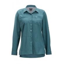 Women's Palata Check L/S by ExOfficio in Oro Valley Az