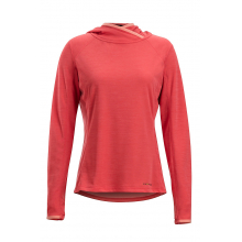 Women's Hyalite Hoody by ExOfficio in Golden Co