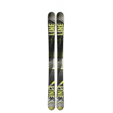 Tom Wallisch Shorty by LINE Skis in Fairbanks Ak