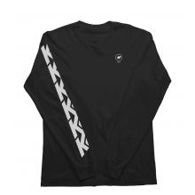 K2 Branded Longsleeve Black by K2 Snowboarding in Concord Ca
