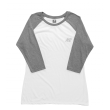 K2 Women's Baseball Tee by K2 Skis in Berkeley Ca