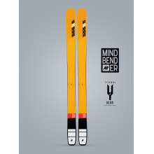 Mindbender 108Ti by K2 Skis