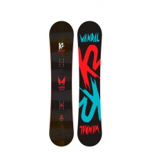 Vandal Snowboard by K2 Snowboarding in Glenwood Springs CO