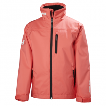 Junior's Crew Midlayer Jacket by Helly Hansen