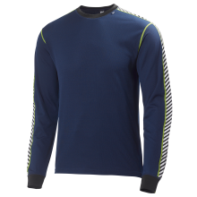 Men's Hh Lifa Stripe Crew by Helly Hansen