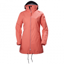 Women's Laurel Long Jacket by Helly Hansen