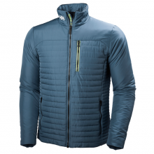 Men's CreWomen's Insulator Jacket by Helly Hansen