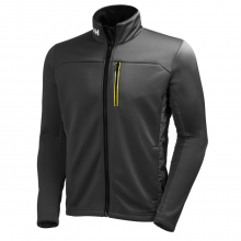Men's Crew Fleece Jacket by Helly Hansen