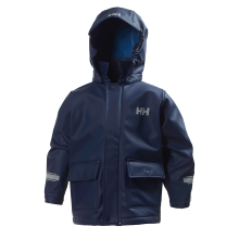 Kid's Juell Pu Jacket by Helly Hansen