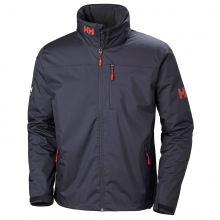 CREW HOODED MIDLAYER JACKET by Helly Hansen in Juneau Ak