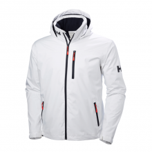 Men's Crew Hooded Midlayer Jacket by Helly Hansen