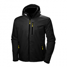 Men's Crew Hooded Jacket by Helly Hansen