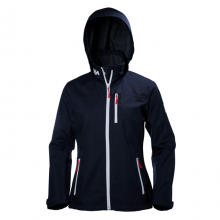 Women's Crew Hooded Midlayer Jacket