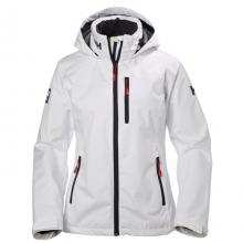 Women's CREWomen's HOODED JACKET by Helly Hansen