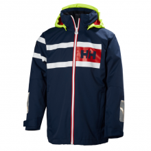 Junior's Salt Power Jacket by Helly Hansen
