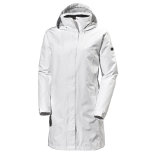 Women's Aden Long Jacket by Helly Hansen