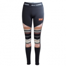 Women's HH Lifa Active Graphic Pant by Helly Hansen