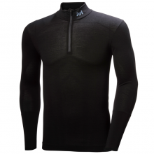 Men's HH Lifa Merino Seamless 1/2 Zip by Helly Hansen