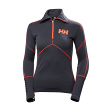 Women's HH Lifa Merino Hybrid Top by Helly Hansen in Juneau Ak