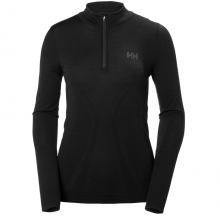 Women's HH Lifa Merino Seamless 1/2 Zip by Helly Hansen