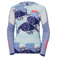 Women's HH Lifa Active Graphic Crew by Helly Hansen