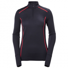 Women's HH Wool 1/2 Zip by Helly Hansen