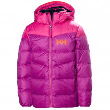 Jr Isfjord Down Mix Jacket by Helly Hansen