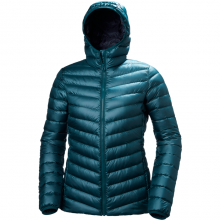 Women's VERGLAS HOODED DOWN INSULATOR by Helly Hansen