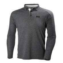 Men's Hp Shore Ls Rugger by Helly Hansen