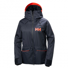 Women's Powderqueen Jacket by Helly Hansen