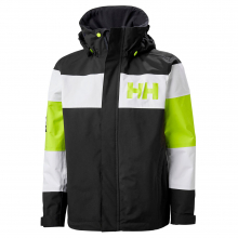 Jr Salt Port Jacket by Helly Hansen