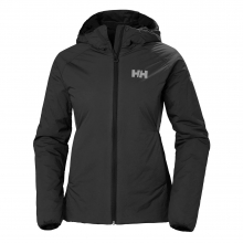 Women's Odin Stretch Hooded Ins Jack by Helly Hansen