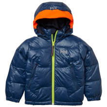 Kid's Frost Down Jacket by Helly Hansen