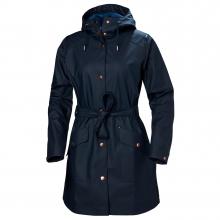 Women's Kirkwall Ii Raincoat by Helly Hansen in Surrey BC