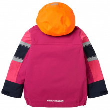 Kid's Salt Coast Jacket by Helly Hansen