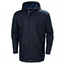 Men's Moss Rain Coat