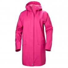 Women's Moss Rain Coat by Helly Hansen in Surrey BC
