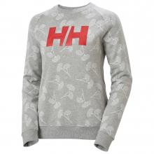Women's F2F Cotton Sweater by Helly Hansen