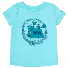 Kid's Alina QD T-Shirt by Helly Hansen