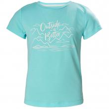 Jr Sara QD T-Shirt by Helly Hansen