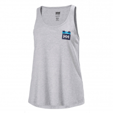 Women's Nord Graphic Singlet by Helly Hansen